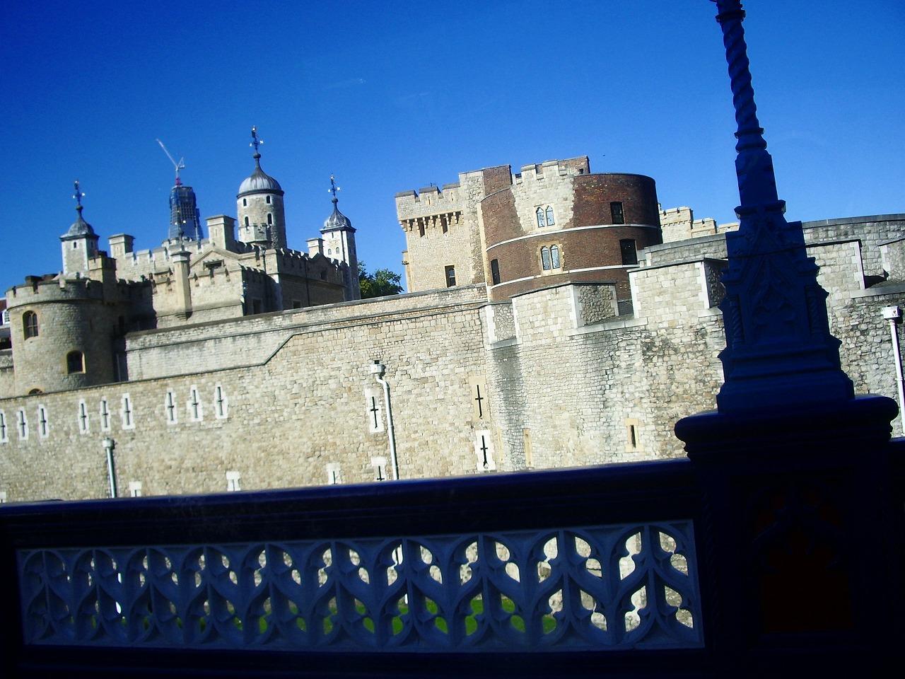 イギリスのロンドン塔 2015年